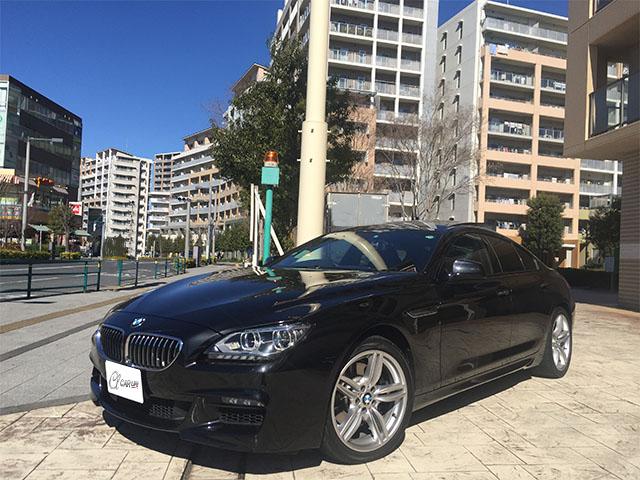 BMW6シリーズ640iグランクーペMスポーツ