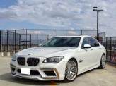 【金融車】BMW7シリーズ750i  ★ENERGY MOTOR SPORTコンプリート★都内ナンバー