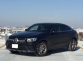 ★金融車★新着★M・ベンツ★GLC 220d 4MATIC COUPE Sports RHD